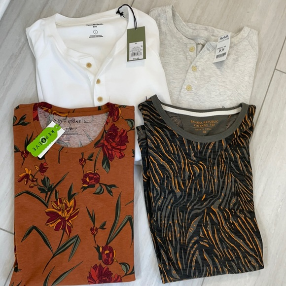 Men's shirts XL